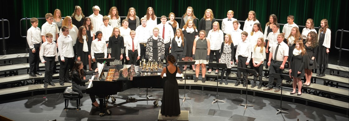 Junior High Concert Choir