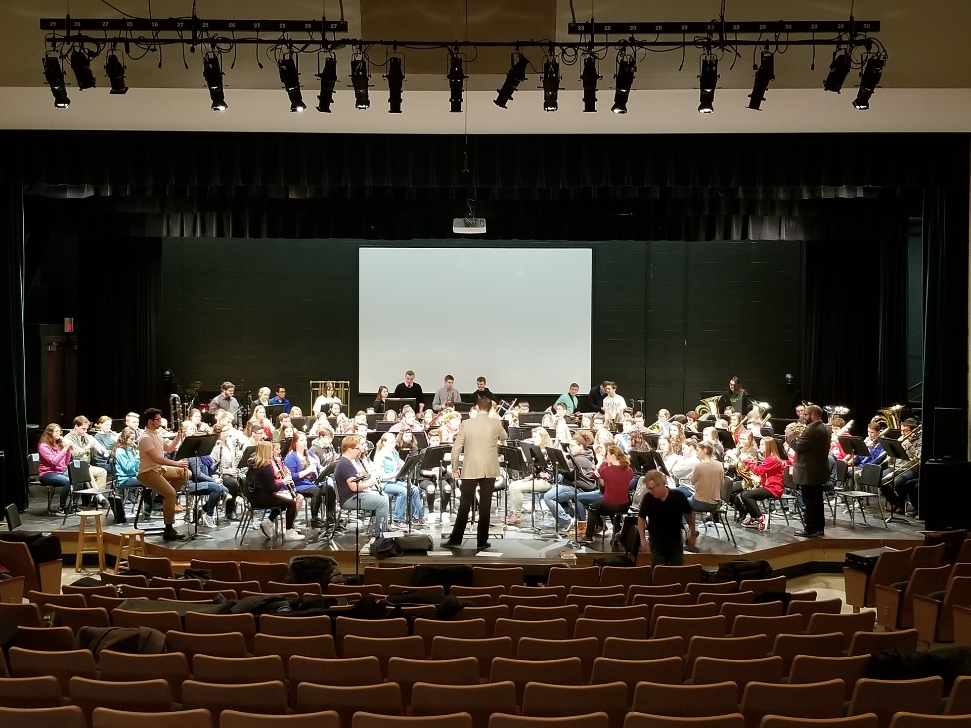 UWSP Wind Ensemble