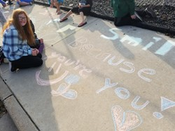 Kindness in Chalk