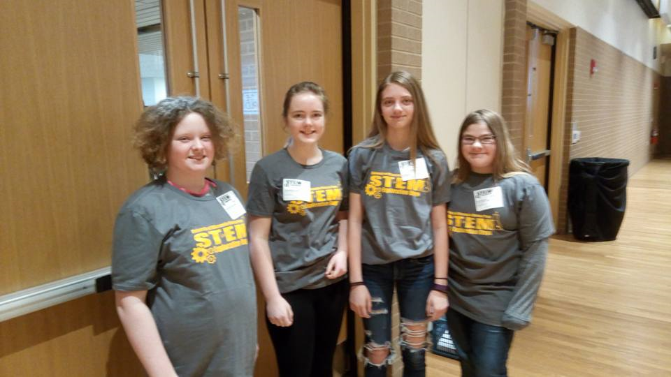 The University of Wisconsin at Stevens Point sponsors three STEM (Science,  Engineering, Math, and Technology) events for junior high students each  year.