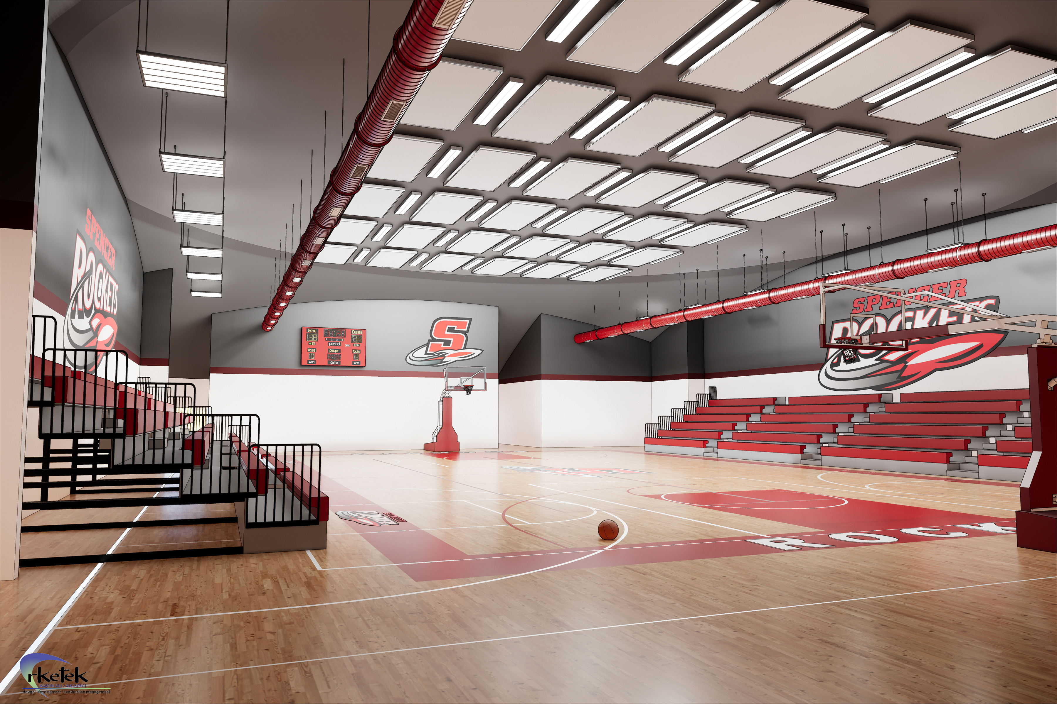 Proposed Gym